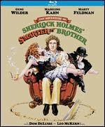 The Adventure of Sherlock Holmes' Smarter Brother [Blu-ray]