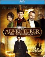 The Adventurer: The Curse of the Midas Box [Blu-ray] - Jonathan Newman