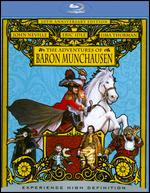 The Adventures of Baron Munchausen [Blu-ray] - Terry Gilliam