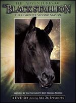 The Adventures of Black Stallion: The Complete Second Season [4 Discs] -
