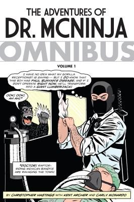 The Adventures of Dr. McNinja Omnibus -