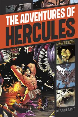 The Adventures of Hercules - Powell, Martin, and Gonzalez, Jorge