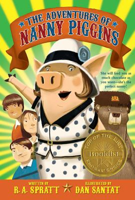 The Adventures of Nanny Piggins - Spratt, R A
