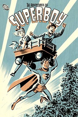 The Adventures of Superboy - Cameron, Don, and Siegel, Jerry, and Finger, Bill