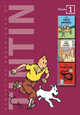 The Adventures of Tintin: Volume 1 - Herge