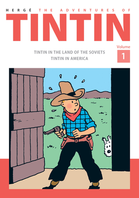 The Adventures of Tintin Volume 1 - Herge, and Remi, Georges