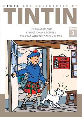 The Adventures of Tintin Volume 3 - Herge