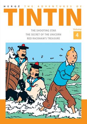The Adventures of Tintin Volume 4 - Herge