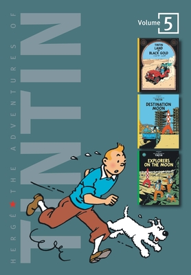 The Adventures of Tintin: Volume 5 - Herge, and Herg&#xe9, and Herg