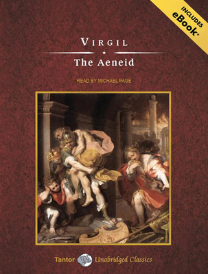 The Aeneid - Virgil, and Page, Michael (Narrator)
