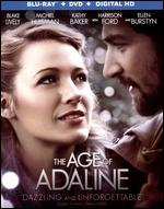The Age of Adaline [Includes Digital Copy] [Blu-ray/DVD] - Lee Toland Krieger