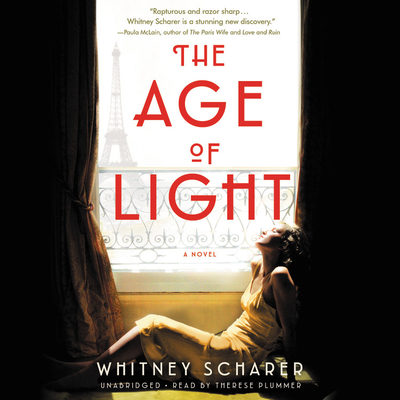 The Age of Light Lib/E - Scharer, Whitney, and Plummer, Therese (Read by)