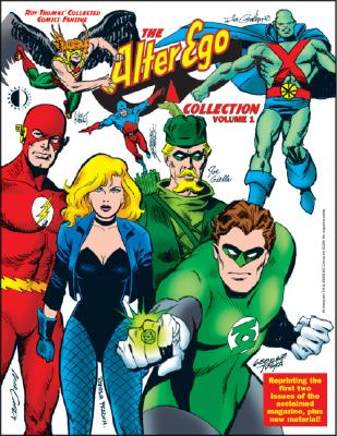 The Alter Ego Collection Volume 1 - Thomas, Roy, and Kubert, Joe, and Buscema, John
