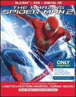 The Amazing Spider-Man 2 [Blu-ray/DVD] [Only @ Best Buy] [Comic Book]
