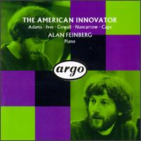 The American Innovator - Alan Feinberg (piano)