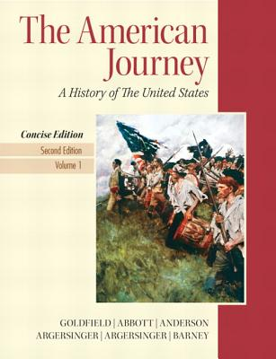 The American Journey, Vol. 2 TLC Edition (4th Edition)