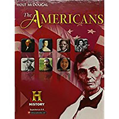 The Americans: Student Edition Survey 2012 - Holt McDougal (Prepared for publication by)