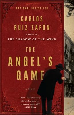 The Angel's Game: A Psychological Thriller - Zafon, Carlos Ruiz
