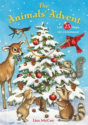 The Animals' Advent - McCue, Lisa