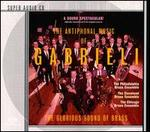 The Antiphonal Music of Gabrieli [SACD] - Chicago Brass Ensemble (brass ensemble); Cleveland Brass Ensemble (brass ensemble); Philadelphia Brass (brass ensemble)