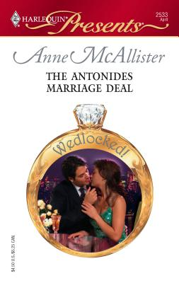 The Antonides Marriage Deal - McAllister, Anne