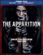 The Apparition [2 Discs] [Includes Digital Copy] [UltraViolet] [Blu-ray/DVD]