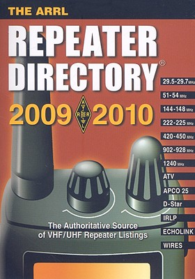 The ARRL Repeater Directory - American Radio Relay League (Creator)