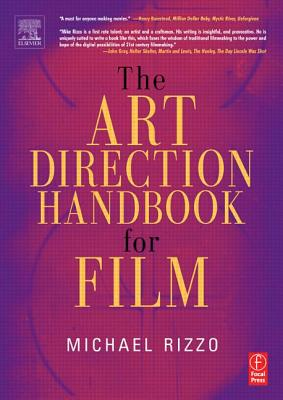 The Art Direction Handbook for Film - Rizzo, Michael