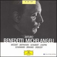 The Art of Arturo Benedetti Michelangeli - Arturo Benedetti Michelangeli (piano); Camillo Togni (candenza); Ludwig van Beethoven (candenza);...