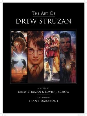 The Art of Drew Struzan - Struzan, Drew, and Schow, David J