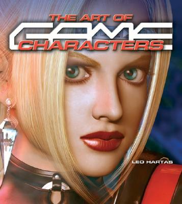 The Art of Game Characters - Hartas, Leo