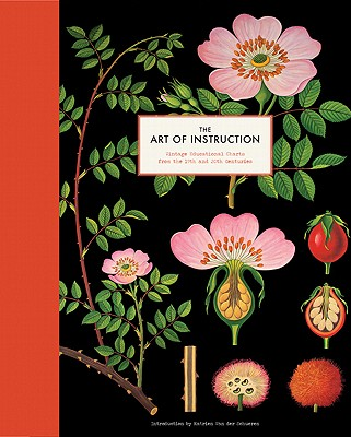 The Art of Instruction: Vintage Educational Charts from the 19th and 20th Centuries - Van Der Schueren, Katrien (Introduction by)