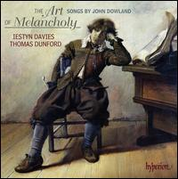 The Art of Melancholy: Songs by John Dowland - Iestyn Davies (counter tenor); Thomas Dunford (lute)