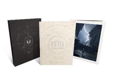 The Art of Star Wars Jedi: Fallen Order Limited Edition - Lucasfilm Ltd, and Respawn Entertainment