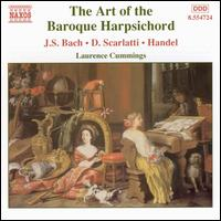 The Art of the Baroque Harpsichord - Laurence Cummings (harpsichord)