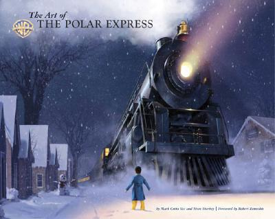 The Art of the Polar Express - Vaz, Mark Cotta