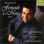 The Artistry of Fernando de la Mora