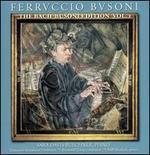 The Bach-Busoni Edition, Vol. 1
