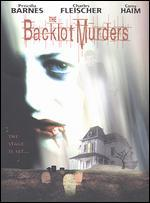 The Back Lot Murders - David DeFalco