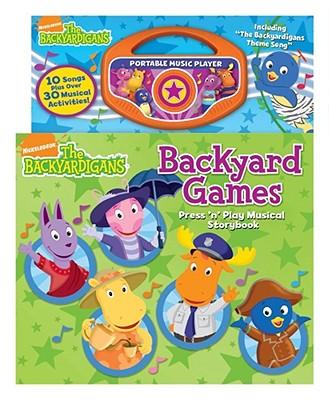 The Backyardigans Backyard Games - Koeppel, Ruth
