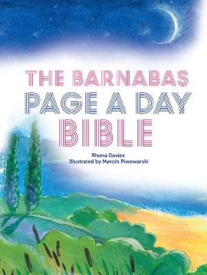 The Barnabas Page-a-Day Bible - Davies, Rhona