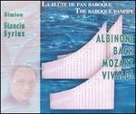 The Baroque Panpipe [includes DVD]