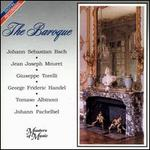 The Baroque, Vol. 4: Bach, Mouret, Handel and others