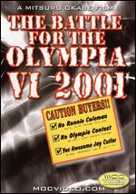 The Battle for the Olympia, Vol. VI - 2001 - Mitsuru Okabe
