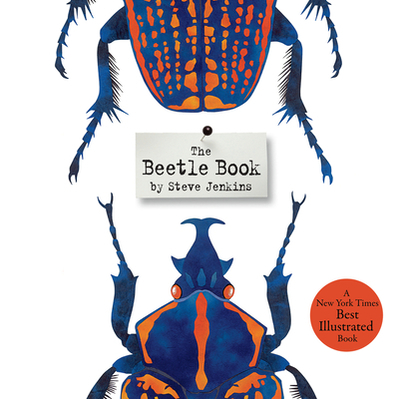 The Beetle Book - Jenkins, Steve