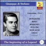 The Beginning of a Legend, Vol. 1 (Lausanne, 1944)