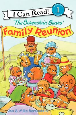 The Berenstain Bears' Family Reunion - Berenstain, Stan, and Berenstain, Jan