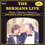 The Bermans Live