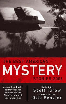 The Best American Mystery Stories 2006 - Turow, Scott, and Penzler, Otto