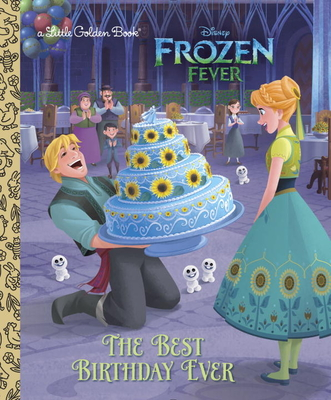The Best Birthday Ever (Disney Frozen) - Green, Rico
